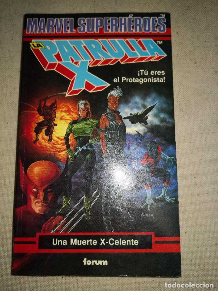 Cómics: Colección Marvel 8 numeros marvel elige tu propia aventura, Librojuego, Spiderman, Daredevil, Lobezn - Foto 20 - 117679783