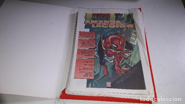 Cómics: MARVEL CÓMICS.. CARPETA..SPIDER-MAN..CAPÍTULO 1....MARCA... - Foto 2 - 117742707