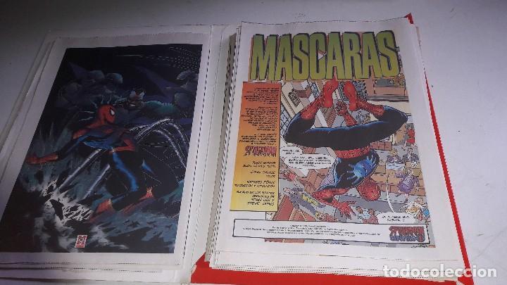 Cómics: MARVEL CÓMICS.. CARPETA..SPIDER-MAN..CAPÍTULO 1....MARCA... - Foto 3 - 117742707