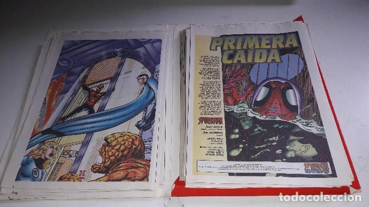 Cómics: MARVEL CÓMICS.. CARPETA..SPIDER-MAN..CAPÍTULO 1....MARCA... - Foto 5 - 117742707