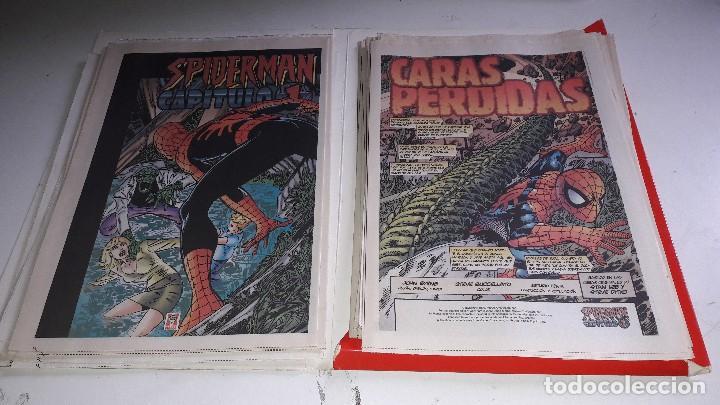 Cómics: MARVEL CÓMICS.. CARPETA..SPIDER-MAN..CAPÍTULO 1....MARCA... - Foto 7 - 117742707