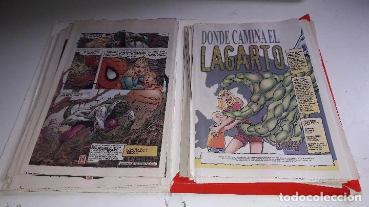 Cómics: MARVEL CÓMICS.. CARPETA..SPIDER-MAN..CAPÍTULO 1....MARCA... - Foto 8 - 117742707