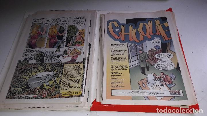 Cómics: MARVEL CÓMICS.. CARPETA..SPIDER-MAN..CAPÍTULO 1....MARCA... - Foto 9 - 117742707