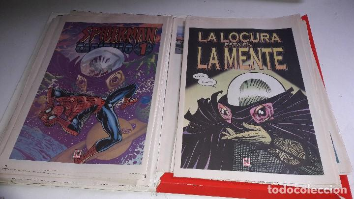 Cómics: MARVEL CÓMICS.. CARPETA..SPIDER-MAN..CAPÍTULO 1....MARCA... - Foto 10 - 117742707