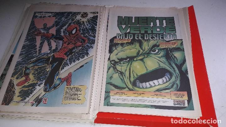 Cómics: MARVEL CÓMICS.. CARPETA..SPIDER-MAN..CAPÍTULO 1....MARCA... - Foto 11 - 117742707