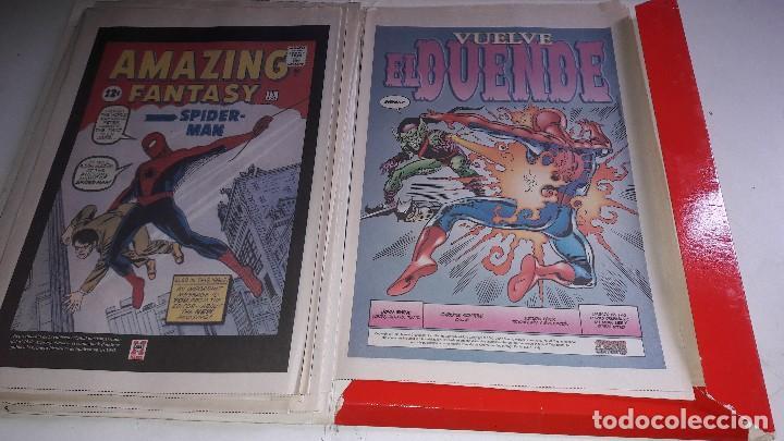 Cómics: MARVEL CÓMICS.. CARPETA..SPIDER-MAN..CAPÍTULO 1....MARCA... - Foto 12 - 117742707