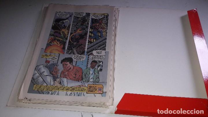 Cómics: MARVEL CÓMICS.. CARPETA..SPIDER-MAN..CAPÍTULO 1....MARCA... - Foto 13 - 117742707
