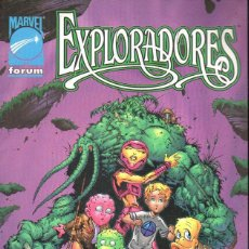 Cómics: MARVEL FORUM EXPLORADORES. Lote 117787227