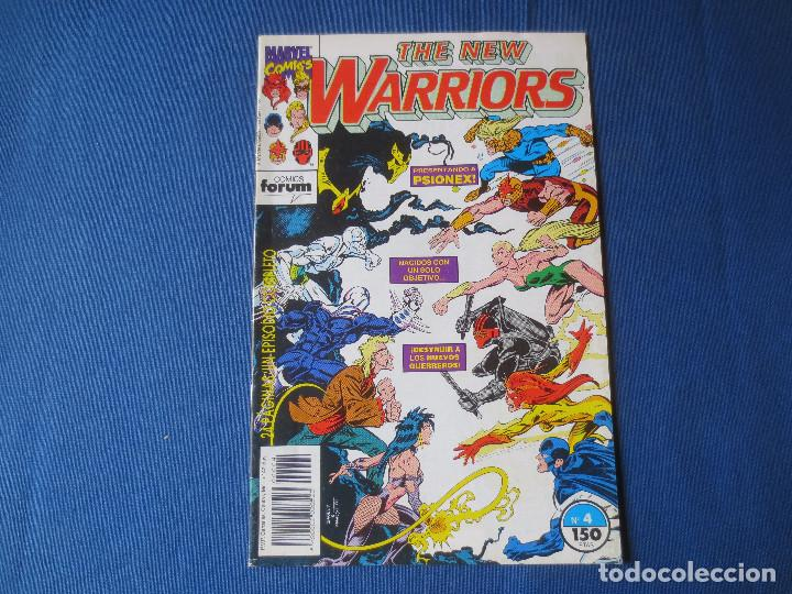 MARVEL / THE NEW WARRIORS N.º 4 - FORUM 1991 (Tebeos y Comics - Forum - Otros Forum)