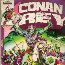 Cómics: CONAN REY RETAPADO NÚMS. 16 A 20. Lote 117852951