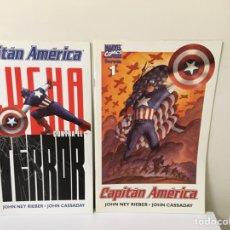 Cómics: CAPITÁN AMÉRICA VOL.5-#1-2 FORUM. Lote 117883068