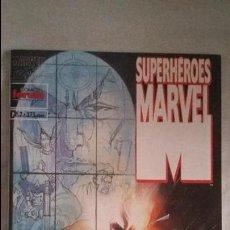 Cómics: SUPERHÉROES MARVEL # 7 ENTRE NOSOTROS PERFECTO ESTADO NM. Lote 117912187