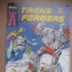 Cómics: TRANSFORMERS Nº 51 - ED. FORUM. Lote 117940951
