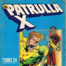 Cómics: PATRULLA X NÚMS. 151 A 155 - TOMO 24 RETAPADO. Lote 117992463