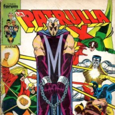 Cómics: PATRULLA X Nº 51. Lote 117992551