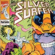 Cómics: SILVER SURFER Nº 6. Lote 117992811