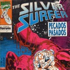 Cómics: SILVER SURFER Nº 10. Lote 117992835