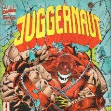 Cómics: JUGGERNAUT Nº 1 - EL AMO DEL DESASTRE. Lote 117992899