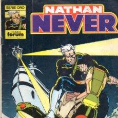Cómics: NATHAN NEVER LA ISLA DE LA MUERTE Nº 4. Lote 117993391
