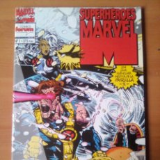 Cómics: SUPERHEROES MARVEL. 1 FORUM. Lote 118012539