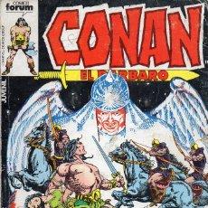 Cómics: CONAN EL BÁRBARO RETAPADO NÚMS 76 A 80. Lote 118039147