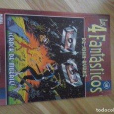 Cómics: COMIC PLANETA FORUM MARVEL COLECCIONABLE LOS 4 FANTASTICOS JOHN BYRNE Nº 18. Lote 118100863