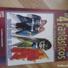 Cómics: COMIC PLANETA FORUM MARVEL COLECCIONABLE LOS 4 FANTASTICOS JOHN BYRNE Nº 19. Lote 118100907