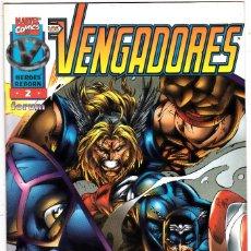 Cómics: HÉROES REBORN - LOS VENGADORES VOL.1 Nº 2 - FORUM . Lote 118116827