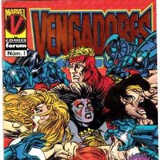 Cómics: LOS VENGADORES VOL. II COMICS FORUM Nº 1. Lote 118220543