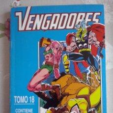 Cómics: FORUM - VENGADORES VOL.1 TOMO 18 ( CON LOS NUMEROS 127-128-129-130-131-132 ). MBE Y DIFICIL. Lote 134005482