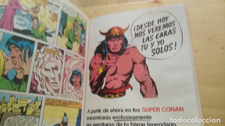 Cómics: conan el barbaro -(CONTIENE CINCO NÚMEROS DE ESTA COLECCIÓN, DEL NÚMERO 51 al 55 (ambos inclusive) - Foto 3 - 118290723