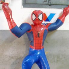 Cómics: SPIDERMAN:ORIGINAL INFLABLE DE MARVEL-LEA DESCRIPCION-TAMAÑO REAL. Lote 118403519