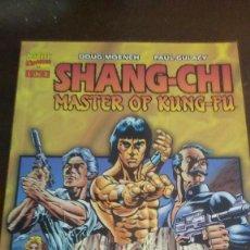 Cómics: SHANG-CHI MASTER OF KUNG-FU 1 DE 3. Lote 118428695