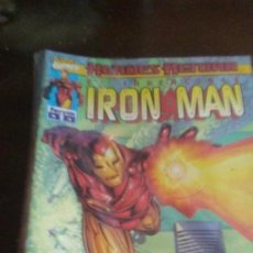 Cómics: EL INVENCIBLE IRON MAN VOL.4 COMPLETO 25 NºS. Lote 122182728