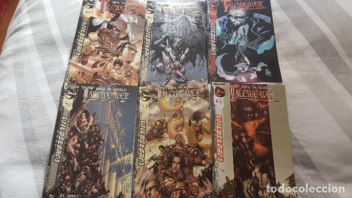 TALEWEAVER (OBRA COMPLETA 6 Nº) - PLANETA (Tebeos y Comics - Forum - Patrulla X)