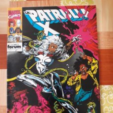 Comics : LA PATRULLA X N° 130 ( VOL. 1 ) FORUM. Lote 118557660