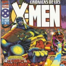 Cómics: CRÓNICAS DE LOS X-MEN (1995-1996) #2. Lote 118652563