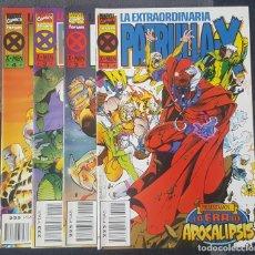 Cómics - La extraordinaria Patrulla-X #1-4 (Forum, 1995) -completa- - 118687067