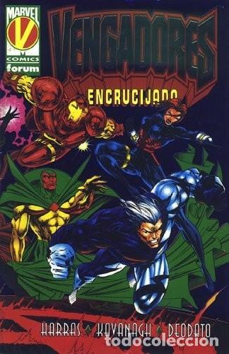 VENGADORES: ENCRUCIJADA (1996) (Tebeos y Comics - Forum - X-Men)