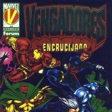 Cómics: VENGADORES: ENCRUCIJADA (1996). Lote 118724323