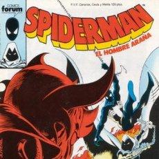 Cómics: SPIDERMAN VOL. 1 Nº 95 1ª EDICION - FORUM - MUY BUEN ESTADO - C18. Lote 118777127