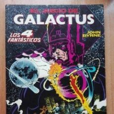 Cómics: OBRAS MAESTRAS 4.EL JUICIO DE GALACTUS.TOMO PRESTIGE DE 174 PAGINAS.1991. Lote 118819943