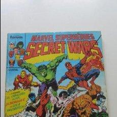 Comics : SECRET WARS RETAPADO DEL Nº 1 AL 5 COMICS FORUM. CS114. Lote 118898439