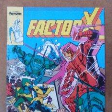 Cómics: FACTOR X VOL. 1 Nº 21 - FORUM - MUY BUEN ESTADO. Lote 191133813