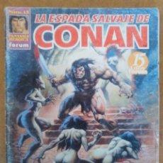 Cómics: LA ESPADA SALVAJE DE CONAN VOL. 3 Nº 13 - FORUM - C22 - OFM15. Lote 118937887