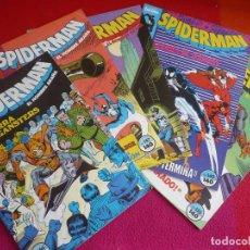 Cómics: SPIDERMAN VOL. 1 NºS 146, 147, 148, 149 Y 150 ( DEFALCO RON FRENZ ) ¡BUEN ESTADO! MARVEL FORUM. Lote 119005227
