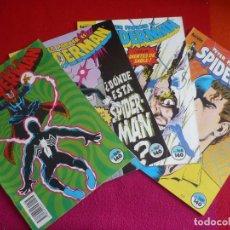 Cómics: SPIDERMAN VOL. 1 NºS 166, 167, 168 Y 169 ( PETER DAVID ) ¡BUEN ESTADO! MARVEL FORUM. Lote 119005595