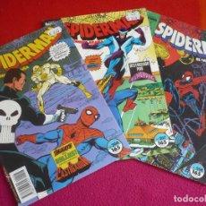 Cómics: SPIDERMAN VOL. 1 NºS 206, 207 Y 208 ¡BUEN ESTADO! FORUM MARVEL. Lote 119006439
