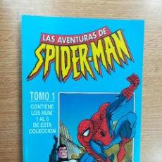 Cómics: LAS AVENTURAS DE SPIDERMAN RETAPADO #1 (NUMEROS 1 A 6). Lote 147061508