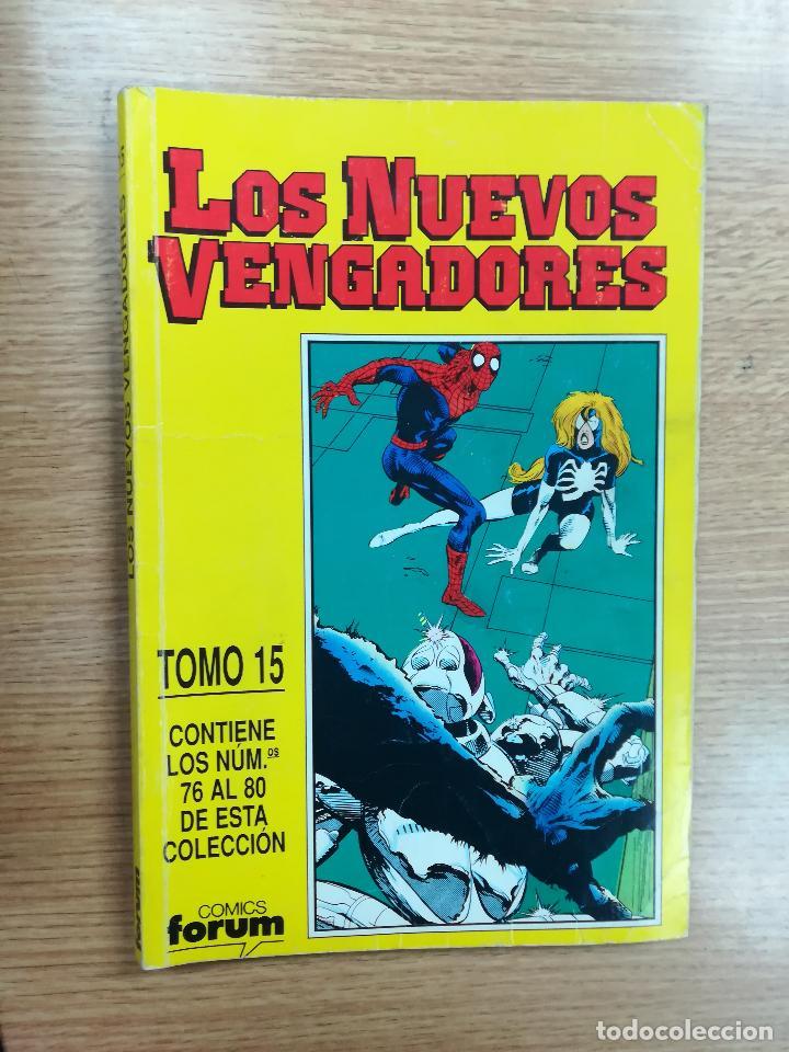 NUEVOS VENGADORES RETAPADO #15 (NUMEROS 76 A 80) (Tebeos y Comics - Forum - Vengadores)
